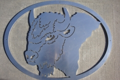 Buffalo-Head