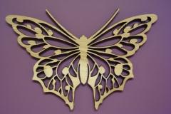 Butterfly-wood