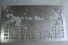 Cow-Panel