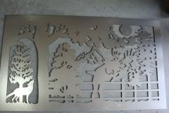Deer-Panel
