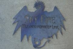 Skyfire-Welding
