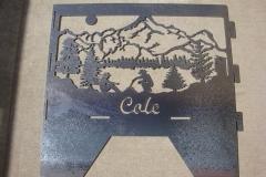 Cole-Campfire