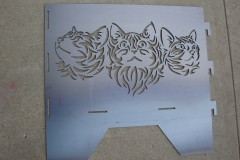 Firepit-Kittens
