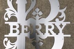 Berry-Monogram