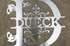 Dueck-Monogram