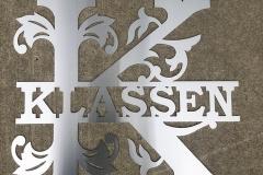 Klassen-Monogram