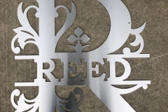 Reed-Monogram